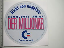 Aufkleber Sticker Commodore C64 Amiga - Kult - 90er Decal (M1934)