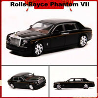 1:64 Scale Rolls-Royce Phantom VII Diecast Car Model Limited Collections in New