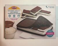 Ice Cream Sandwich Maker Chef'n Sweet Spot Icecream Gourmet