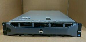 Dell PowerEdge R520 2x Quad-Core E5-2407 2.20Ghz 16GB 2x 300GB 6x 2TB 2U Server