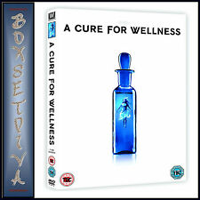 A CURE FOR WELLNESS -  Jason Isaacs & Dane DeHaan  *BRAND NEW DVD **