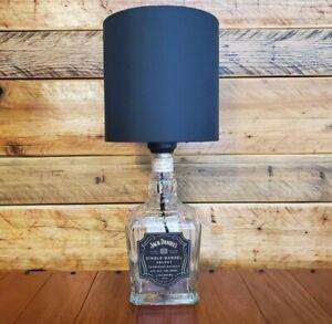 Jack Daniel's Single Barrel Bottle Lamp - Shade & Bulb Included
