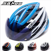 2016 New Mountain Bicycle Bike Helmet Cycling Visor Safety Adjustable Helmets