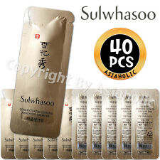 Sulwhasoo Concentrated Ginseng Renewing Cream EX 1ml x 40pcs (40ml)Sample Newist