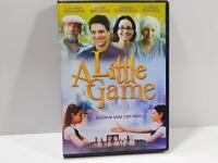 dvd movie A Little Game (DVD, 2014, Widescreen)