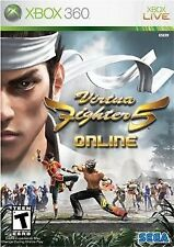 Xbox 360 : Virtua Fighter 5 VideoGames