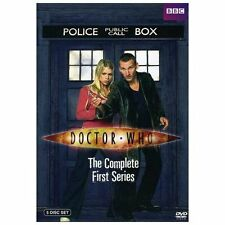 Doctor Who The Complete First Series 5-Disc DVD Set Region 2