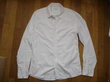 Esprit Slim chemise taille L fr / M us 100% coton