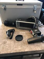 Panasonic Electronic Portable Color Camera  Camera WV-3800 In Case Great
