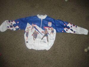 USA Olympic Dream Team 1992 Basketball Jacket Kellogg Small