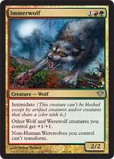 1x Immerwolf NM Dark Ascension MTG