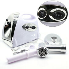 2800w Electric Meat Mincer Amp Sausage Stuffersausage Kit For Home Kitchen
