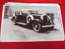 1932 PLYMOUTH PB RUMBLE SEAT ROADSTER     BIG  11 X 17  PHOTO   PICTURE