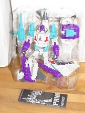 Transformers Generations Power of the Primes Deluxe Dreadwind Loose Complete New