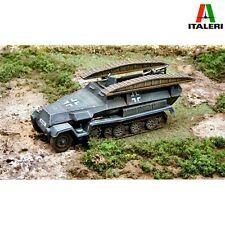 Italeri 7062 Sdkfz 251/7 PIONERPANZERWAGEN 1/72 Kit de modelo de escala