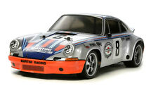 Tamiya Porsche 911 Carrera RSR TT-02 Assembly Kit 4WD 1/10 Scale 58571 NO ESC