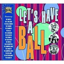 VARIOUS ARTISTS - ESSENTIAL DOO WOP: LET'S HAVE A BALL NEW CD