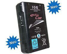 IDX CUE-D75 ENDURA 73Wh V-Mount Li-ion Battery mit 1x D Tap output, NEU/NEW