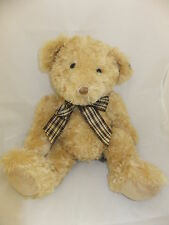 Brown traditional style teddy bear