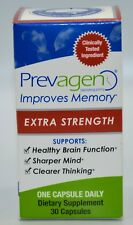Prevagen Dietary Supplement Extra Strength - 30 Capsules New Sealed