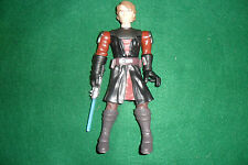 Star Wars Clone Wars Force Battlers Anakin Skywalker Talking Figure Loose