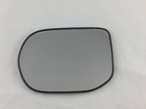 LEFT PASSENGER SIDE HONDA CIVIC 2006 - 2012 MIRROR GLASS WITH  BACK PLATE