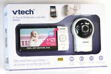 "VTech Smart WiFi Baby Monitor 5"" Pan & Tilt Full HD RM5864HD"