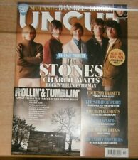 Uncut magazine Nov 2021 The Rolling Stones Charlie watts 14-page tribute + CD