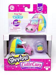 Shopkins Cutie Cars QT4-07 Prop Top Series 4 New