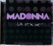 MADONNA * LIKE IT OR NOT * US 12 TRK CD * HTF * BLOODSHY AVANT * CONFESSIONS ERA