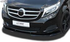 RDX FRONT SPOILER VARIO-X per Mercedes Classe V w447 dal 2014