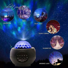 Colorful USB LED Galaxy Projector Starry Night Lamp Star Sky Projection Light
