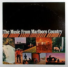 The Music From Malboro Country - Vintage Vinyl 1967
