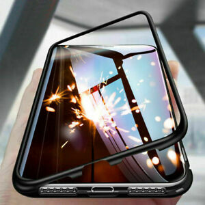 Shockproof Magnetic Absorption Phone Case For iPhone XS XR X Samsung S10 S10E