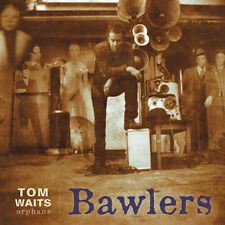 TOM WAITS Bawlers LP Blue Vinyl NEW RSD 2018