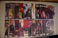 FALLEN ANGELS 1 2 3 4 5 6 7 8 9 10-19 (21 issues) Peter David & IDW comics