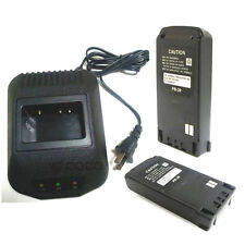 PB39 PB-39 Battery & Charger For KENWOOD TH-D7A TH-G71 TH-D7A TH-G71 TH-G71AK