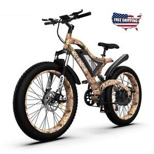 Electric Bike S18 1500W Mountain E bike 48V 15Ah  Mountain Cycle