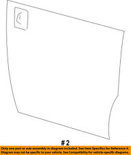 FORD OEM 08-14 E-350 Super Duty-Door Skin Outer Panel Right 6C2Z1520200A