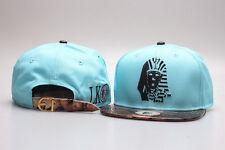 New Last Kings Adjustable Baseball Rock Cap Snapback Hip-Hop Cool Hat Blue 3#