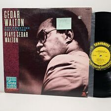 Cedar Walton Prestige Original Jazz Classics 6002 VG(+)/VG+ WOL