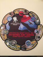 2017 National Jamboree Utah National Parks  Dark GRN Dinosaur JSP NJ1166