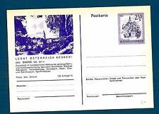 AUSTRIA - Cart. Post. - 1978-1980 - 2,50 S - 3950 Gmund,No -159.Auflage/10