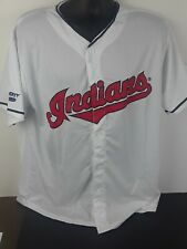 Cleveland Indians Francisco Lindor SGA Promo Jersey Sz XL Match Up Stadium