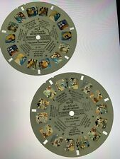 New listing Viewmaster Walt Disney's Mickey Mouse, Brave Little Tailor, Toy Shop, 2of 3,1958