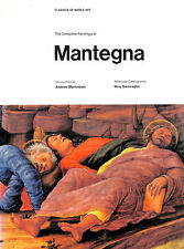 Complete Paintings of Mantegna by Mantegna, Andrea; Martindale, Andrew [Editor]