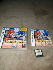 Mario & Sonic At The Olympic Games - Nintendo DS. With case, manual & cartridge.