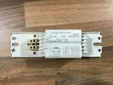 Flolite Wire Wound Magnetic Choke Ballast 36-40w 4ft Fluorescent Light Bulb #GX