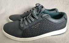 TED BAKER Keeran 3 Grey Trainers Shoes  - UK 6 - EU - 40