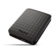 HARD DISK ESTERNO MAXTOR M3 2,5'' 1TB/2TB USB3.0 HX-M201TCB AUTOALIMENTATO NUOVO